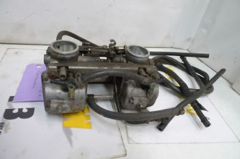 KAWASAKI ER5 C-1 BREAKING.  CARBURETTORS  CARBS  #5  (CON-D)
